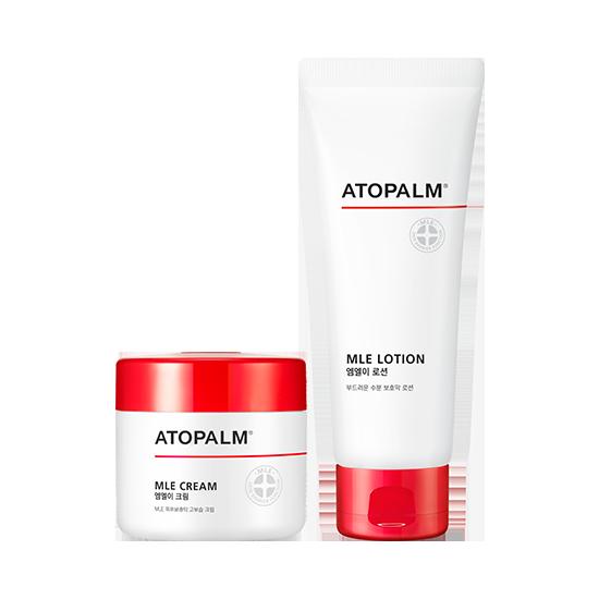 아토팜 MLE 크림&로션(소용량) 2종세트