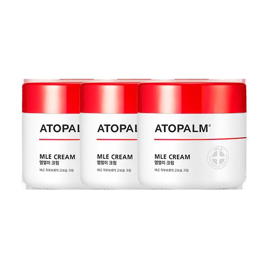 아토팜 MLE 크림(대용량)×3개 세트