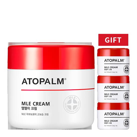 [브랜드세일] 아토팜 MLE 크림(대용량)+MLE 크림 8mlx3 증정