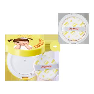 아토팜 톡톡 페이셜 선팩트&리필(SPF43 PA+++)
