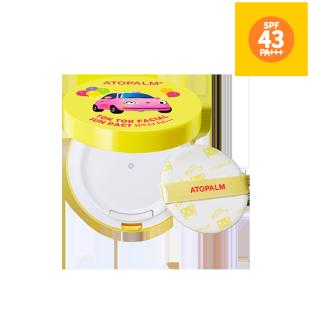 아토팜 톡톡 페이셜 선팩트 (SPF43 PA+++)